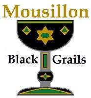 Mousillon Black Grails team badge