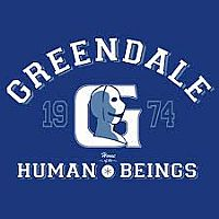 Greendale Human Beings team badge